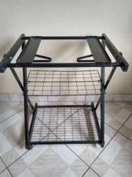 Suporte (mesa) para TV e/ou microondas