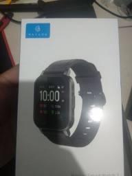 smartwatch ls02 xiaomi haylou aprova d'água