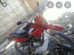 Vendo moto bros es 2005