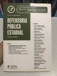 Livros de direito para concursos: Defensoria Pública Estadual