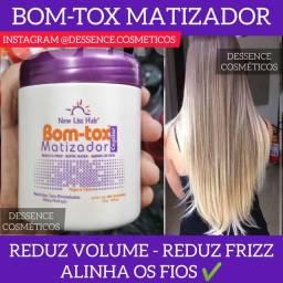 Reduz volume - Bom-tox Matizador