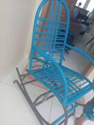 Cadeira de balanço para criança usada