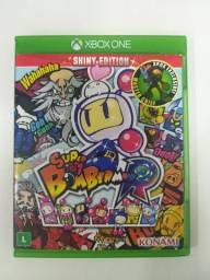 Vendo jogo Super Bomberman Para xbox one