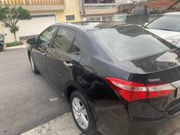 Toyota corolla Gli upper black