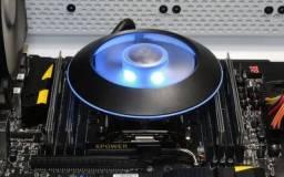 Cooler Air G100m C/ Led Rgb AMD e Intel