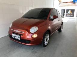 Fiat 500 2012 o mais novo de Aracaju 70km