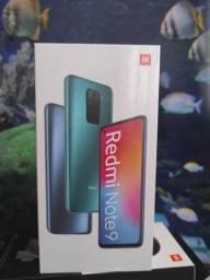 """#*""""LIQUIDAÇÃO""""#* Redmi NOTE 9 128 da Xiaomi.. Novo Lacrado com Garantia e Entrega hj"""