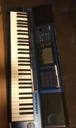 Vendo Teclado Musical Casio MZX 500