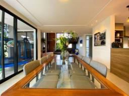 Casa Duplex no Alphaville - 305m² - 4 suítes - 4 vgs