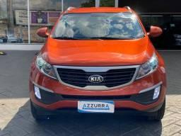 Kia sportage 2.0 lx 4x2 16v flex 4p automático 2014