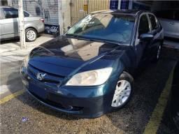 Honda Civic LXL 1.7 Automático C/ Multimídia // Entrada + R$ 495,67