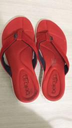 Sandália feminina conforto