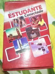 Vendo Biblioteca integrada do estudante R$400.00