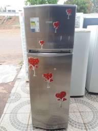 Vendo geladeira cônsul 330lts duplex fross free partileira de vidro