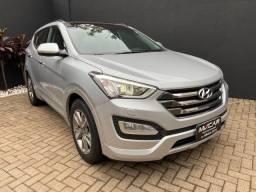Hyundai santa fe v6 2015