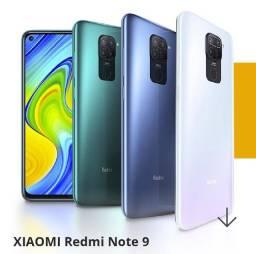 Celular XIAOMI Redmi note 9 64gb e 128gb lacrado