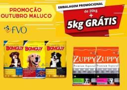 PROMOÇÃO BOMGUY COEX ZUPPY PREMIUM ESPECIAL 20 + 5KG GRÁTIS