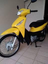 Vendo BIZ125 ES 2009  PARTIDA E PEDAL 6400