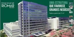 Vendo SALA de 35m2 ,Empresarial Riomar Fortaleza