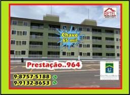 Passo chave condomínio Village Brasil 1 - Térreo nascente