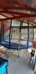 Cama elástica 3,05m (pula-pula)