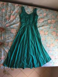 Vestido usado apenas 1x