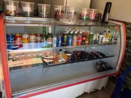 Balcão freezer PoloFrio