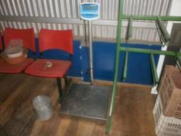 Balança de plataforma digital - 150kg