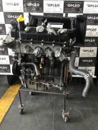 Motor Parcial Renault/Peugeot 206/Clio - 1.0 16v gasolina