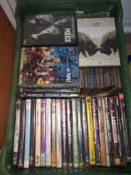 Dvd e cds