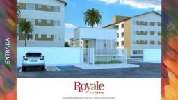 LS- Royale Residence ? More no Turu, Ao lado do Posto Natureza. Com entrada em até 36X