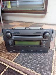 Radio toca cd do corola cem detalhes.wats 17. *