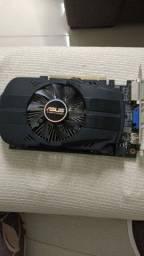 Placa de Vídeo- GTX 650