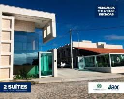 Casa Duplex em Parnamirim - 2 Suítes - Lavabo - 67m² - Flórida Parque