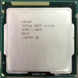 I5 2500 3.3 Ghz a 3.7 Ghz