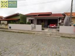 Casa para alugar com 3 dormitórios em Centro, Porto belo cod:78