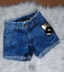 Shorts jeans feminino 49,99
