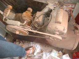 Compressor muito conservado
