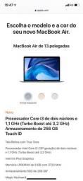 MacBook Air 2020 Touch ID