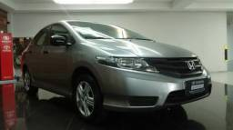 HONDA CITY DX 1.5 16V MT Cinza 2013/2014