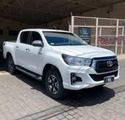 Toyota Hilux SR 2.8 Branco
