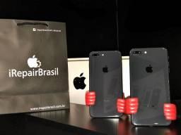 IPhone 8 Plus 64gb / Black- novos