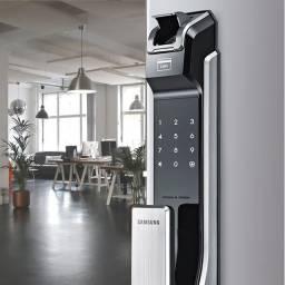 Fechadura Digital Samsung Shs-p718 Smart Home