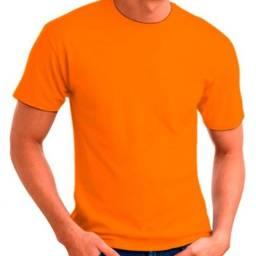 Direto da Fábrica camisetas lisas Frete grátis na primeira compra
