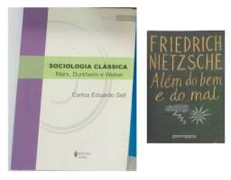Sociologia Clássica e Além do bem e do mal