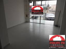 Loja com 45 m² - De Frente p/ Rodovia - Centro