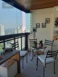 Apartamento com 4 dormitórios para alugar, 160 m² por R$ 5.500,00/mês - Vila Suzana - São