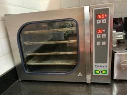 Vendo fogão prática com vapor profissional