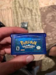 Pokemon Sapphire Azul GameBoy