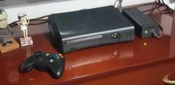 Xbox 360 120gb Elite Destravado, usado comprar usado  Araucária